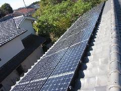 太陽光パネル+エコキュートの施工例(千葉県我孫子市)