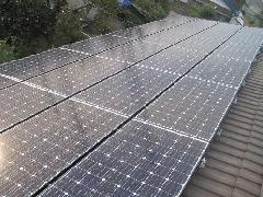 太陽光パネル+エコキュートの施工例(千葉県柏市)