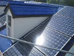 太陽光パネルの施工例(千葉県佐倉市)