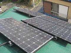 太陽光パネル+エコキュート+IHの施工例(千葉県松戸市)