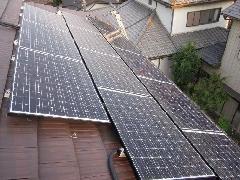 太陽光パネル+エコキュートの施工例(千葉県四街道市)