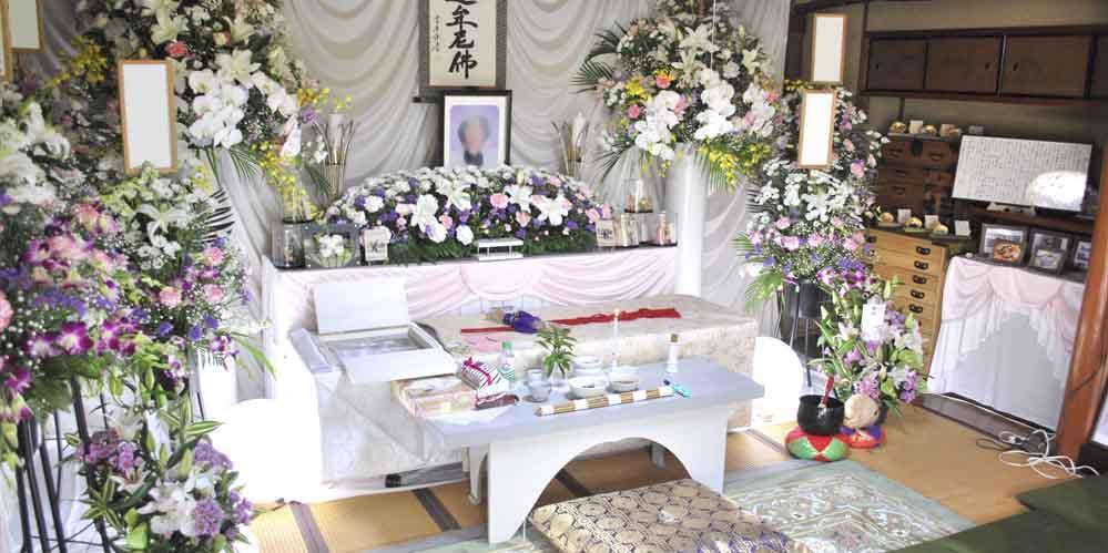葬儀の事例