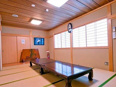 西栄寺大阪本坊の控室