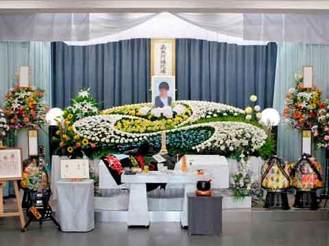 西栄寺大阪本坊の祭壇