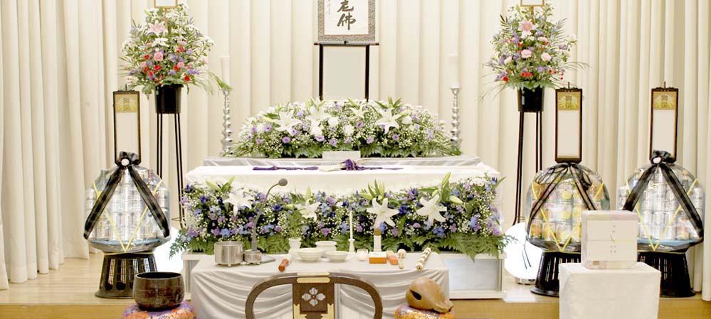 堺斎場・第三式場で家族葬をお手伝いしました