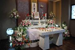 泰心館・サザンカでの家族葬