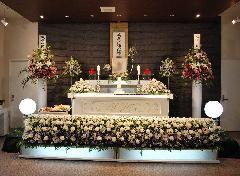 泰心館・花水木での一般葬