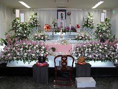 西栄寺・西心会館での家族葬