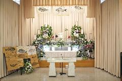 堺市立斎場での無宗教葬