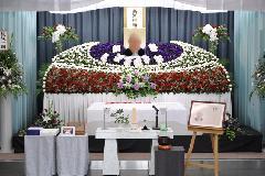西栄寺(大阪本坊)【親族28名】での故人様を想う温かい家族葬