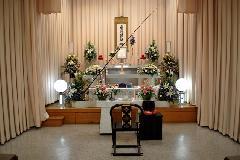 堺斎場(第3式場)【親族10名】での家族で故人様を想う家族葬