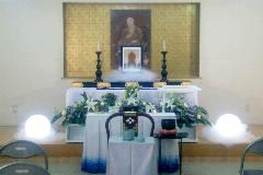 聖天山会館 参列5名 H29.2月