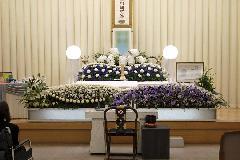 堺市立斎場 参列26名 H29.4月