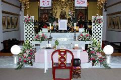 安養寺 参列20名 令1年6月