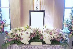泰心館・桜 直葬(4名) 令2年1月