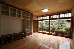 京都府 M様邸(リビング)