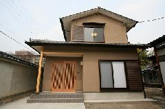 京都市北区 S様邸 隠寮(在来工法)