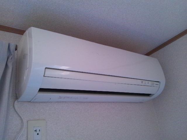 エアコン清掃手順