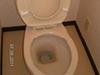 少し古いトイレ