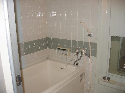 お風呂は常に清潔にしておくものですよ!