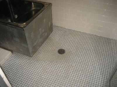 本来の床はこれでした
