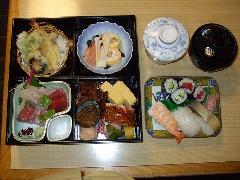 松花堂 4,000円
