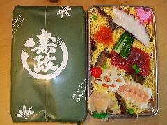 お持ち帰り用 ちらし寿司