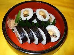 巻き寿司 1人前