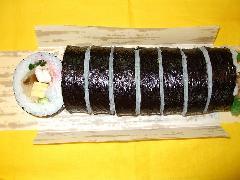 太巻き寿司 1人前