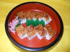 はも箱寿司 1人前