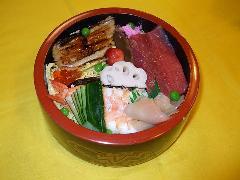 ちらし寿司1人前