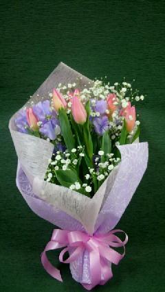 お見舞の花束