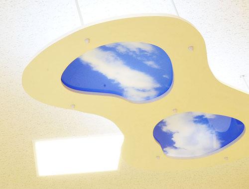 東京都認証保育園[こどもトレイン保育園/江戸川区船堀]保育園の内装