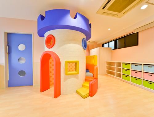 保育園の内装デザイン