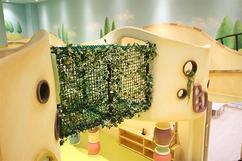 保育園の内装
