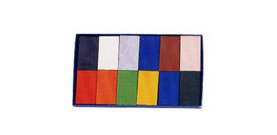 ST34202  ブロッククレヨン12色紙箱