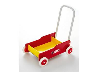 B31350  手押し車 BRIO木製玩具
