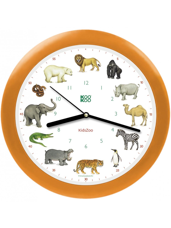 KO-3  鳴き声時計(野生動物)