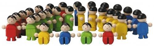 P6099   【知育玩具】ミニドール -