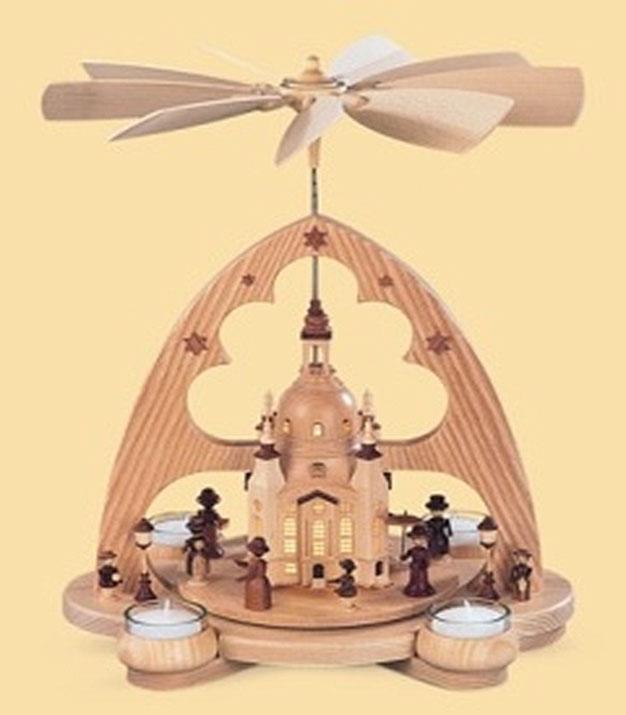 10370  ボーゲン ドレスデン聖母教会【ドイツ伝統工芸】