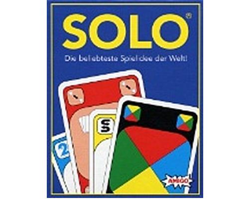 JE-55 「ソロ」 カードゲーム