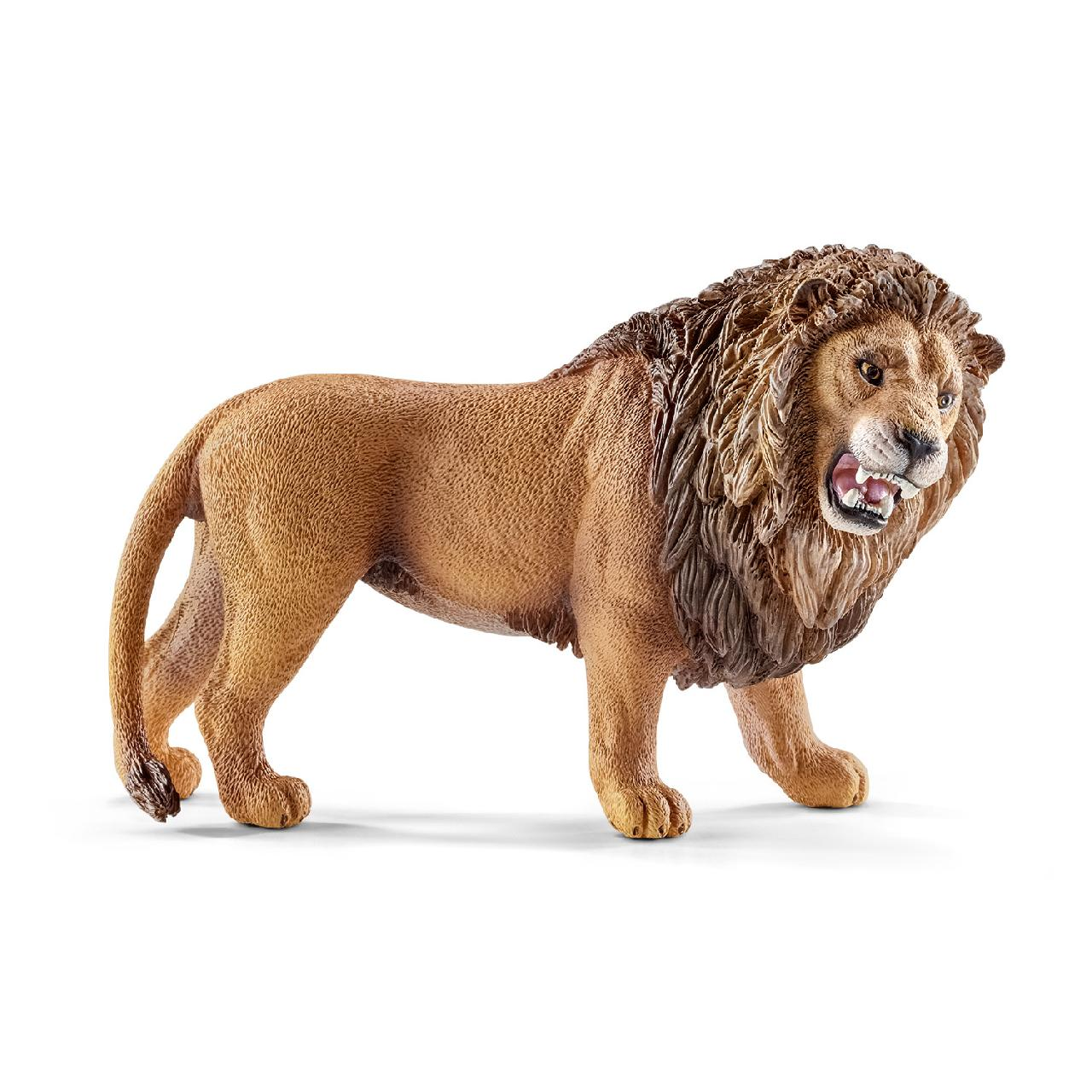 SC14726  ライオン(吠える) シュライヒ・ミニチュア動物シリーズ