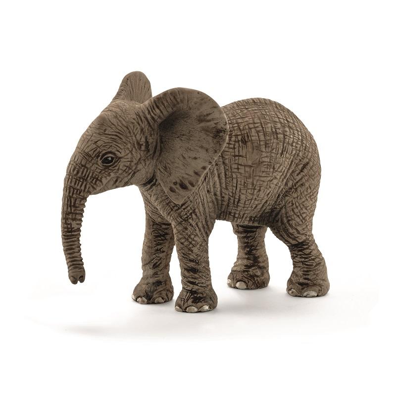 SC14763 アフリカ象(仔) シュライヒ・ミニチュア動物シリーズ