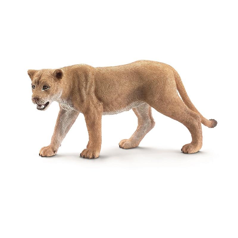 SC14712  ライオン(メス) シュライヒ・ミニチュア動物シリーズ
