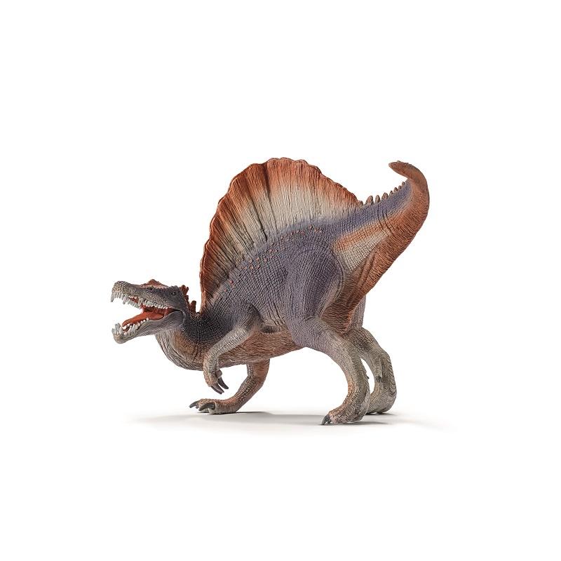 SC14542 スピノサウルス(バイオレット) シュライヒ・ミニチュア動物シリーズ