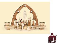 12314  キリスト生誕【ドイツ伝統工芸】