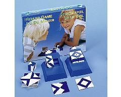 JE-12  ミラーゲーム<青> テーブルゲーム  ドイツゲーム