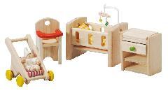 P7329 育児ルーム  ドールハウス用