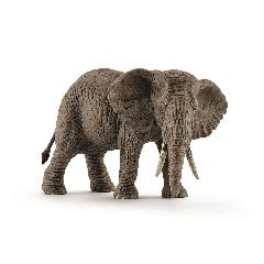 SC14761 アフリカ象(メス) シュライヒ・ミニチュア動物シリーズ