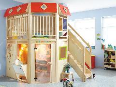 259032 <GEMINO+3歳〜>赤い屋根のお店